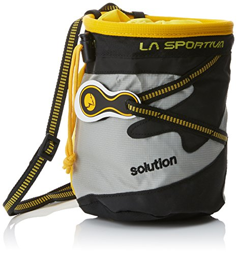 Amazon.com : La Sportiva Chalk Bag Solution of Magnesium for ...