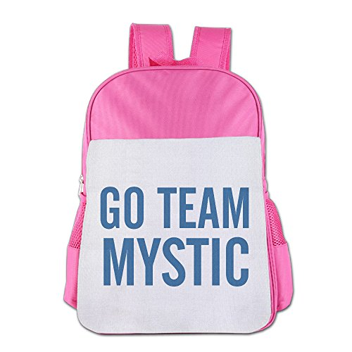 Price comparison product image Boys/Girls Go Team Mystic Blue-PokeGO Children/Students School Backpack