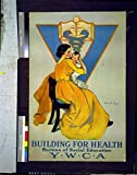 Photo: YWCA,Young Women's Christian Association,1918,Health Bureau,Social Education
