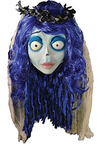 CORPSE BRIDE: EMILY (DELUXE MASK)