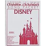 European Expressions Intl Disney #1 Music Maker Song Sheet