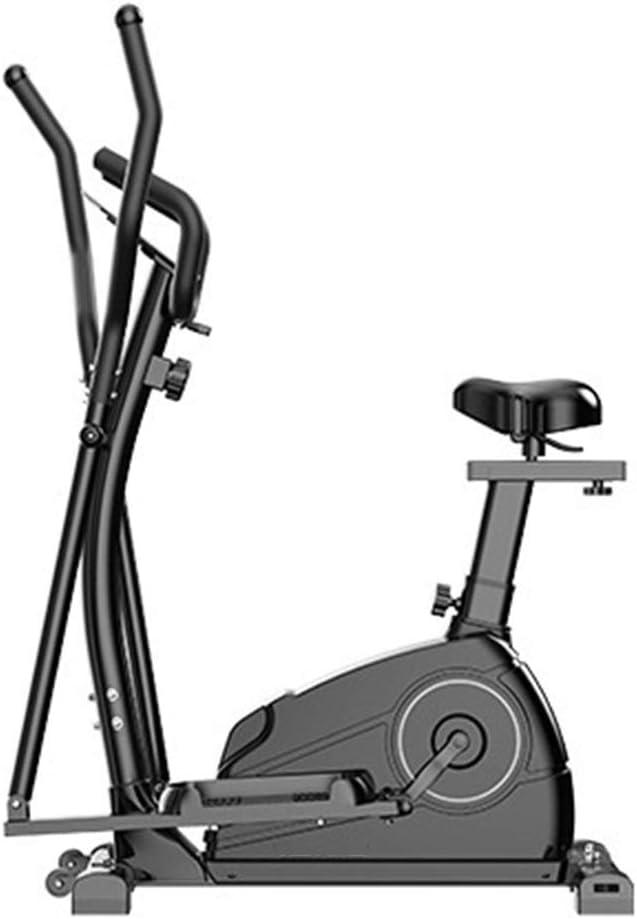 YHM Elípticas for Uso en el hogar, iPad Holder, Tres en una Rueda, Bicicleta de Spinning, Paso a Paso, la Cintura Fina, Delgada Brazos, Las Caderas Levante, Pierna Shaping