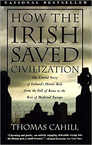 Image result for how the irish saved civilization images