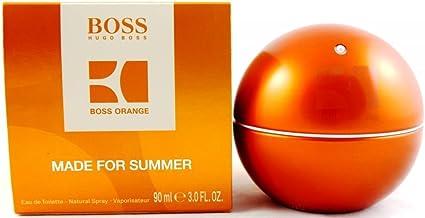 boss in motion orange