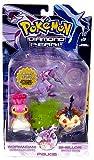 Pokemon Diamond & Pearl Series 5 Basic Figure 3-Pack Palkia, Shellos West & Wormadam [Sandy]