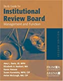 img - for Study Guide For Institutional Review Board Management And Function book / textbook / text book
