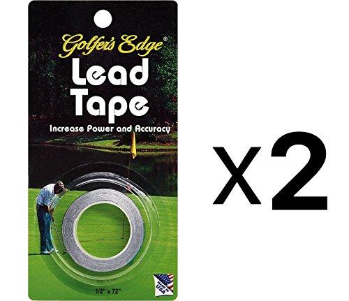 Unique Golf Lead Weight Tape Putter Club Golfer Accessory Heavy Duty 934 - Club Golfers