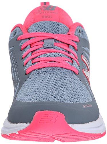 Nieuwe Balans Ww1065v1 Loopschoen Voor Dames Grijs / Blauw / Roze