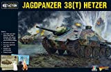 Bolt Action Warlord Games, miniatures - Hetzer
