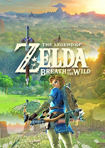 breath of the wild poster