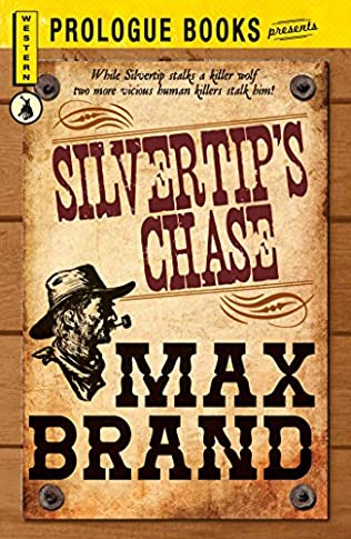 book cover of Silvertip\'s Chase