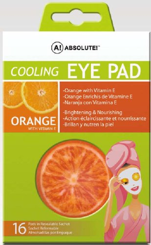 Absolute! Cooling Eye Pad - Orange
