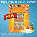 Best Nicorette Nicotine Patches - Nicorette Gum Fruit Chill 4 mg - 8 Review