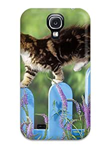 For Galaxy Case, High Quality Kitten Balance For Galaxy S4 Cover Cases