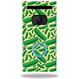 MightySkins Skin For Ring Doorbell 2 - Pickles | Protective, Durable, and Unique Vinyl Decal wrap cover | Easy To Apply, Remove, and Change Styles | Made in the USA
