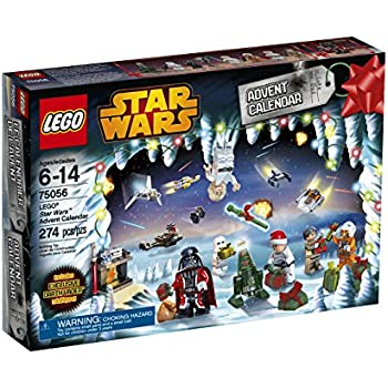 Amazon.com: SDCC 2011 Comic-Con Exclusive LEGO Star Wars Advent ...