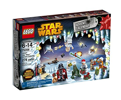 LEGO Star Wars Advent Calendar 75056(Discontinued by manufacturer) (Lego Advent Calendar Star Wars)