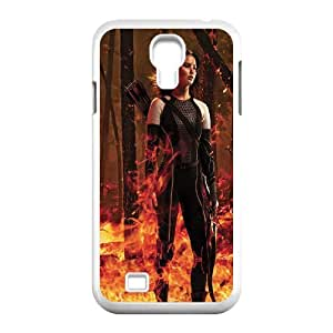 The Hunger Games 3 SANDY068088 Phone Back Case Customized Art Print Design Hard Shell Protection SamSung Galaxy S4 I9500