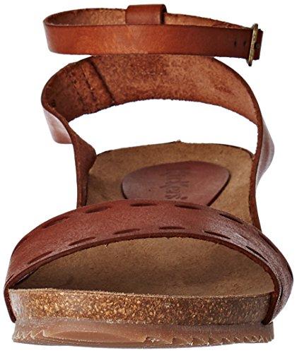 Kickers Tokrom - Zapatos Mujer marrón (camel)