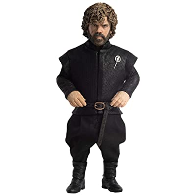 ThreeZero JUL188740 Game of Thrones: Tyrion Lannister 1: 6 Scale Action Figure: Toys & Games