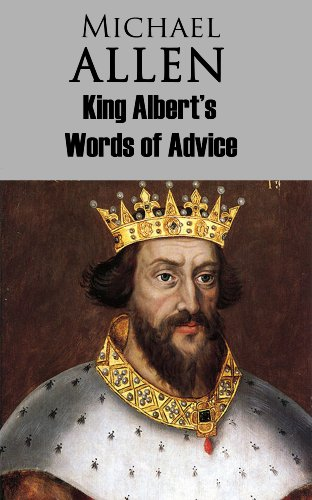 book cover of King Albert\'s Words of Advice