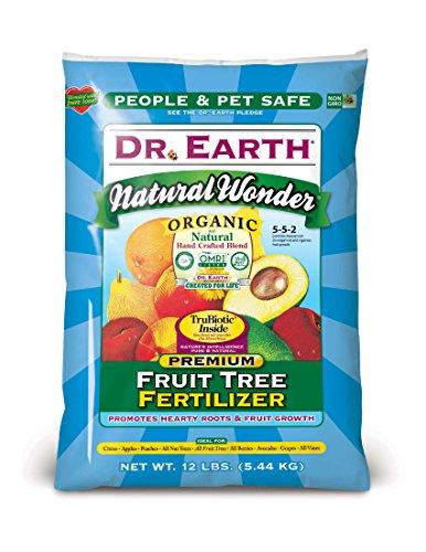Dr. Earth Natural Wonder Fruit Tree Fertilizer 12 (Fruit Tree Fertilizers)