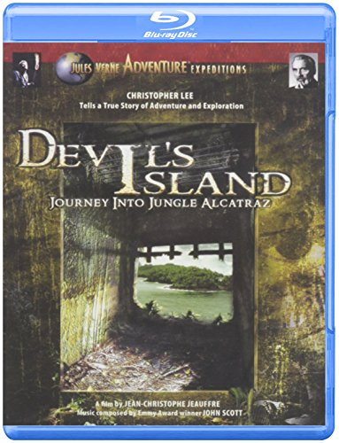 Devils Island-Journey Into Jungle [Blu-ray]