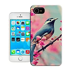 TYH - Unique Phone Case Birds Figure#Hard Cover for iPhone 5/5s cases-buythecase ending phone case