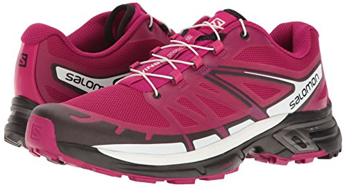 Salomon Femme W 2 De Pink Wings Running Pro Chaussures rxPrHR