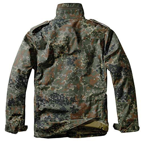Mehrfarbig Uomo Classic Brandit Per Field M65 14 Jacket flecktarn UqvYZ