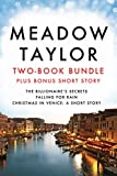 Christmas in Venice: A Short Story by Meadow Taylor front cover