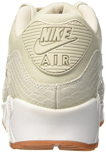 Prm gum Wmns Femme Nike 90 light white Les Yellow Max Beige Formateurs Bone vFtBWBHnA