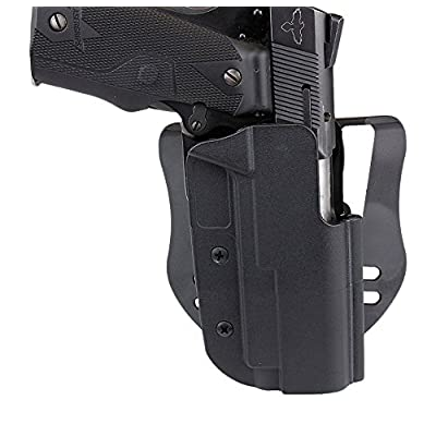 Blade Tech Industries Revolution Belt Fits FNH 45 Holster, Right, Black