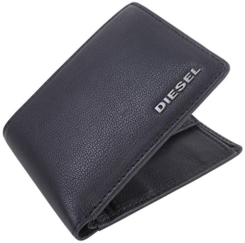 Hiresh Black XS Wallet Diesel Mens Diesel Mens CwqPff