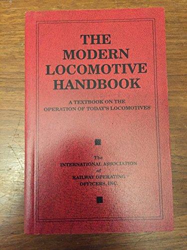 Run Diesel Locomotive - The Modern Locomotive Handbook