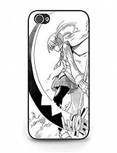 Wael alamoudi's Shop 2015 Iphone 5 Case, Advanced Soul Eater Image Perfect Clear Case Cover for Iphone 5S 3056728M454279238