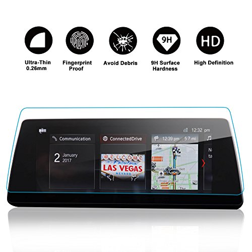 RUIYA 2017 2018 New 5 Series G30 530i 540i Specialized Car xDrive info Interface Protector Film(New 5 Series Navigation Screen Protector), if applicable