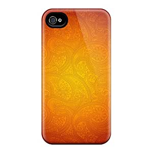 CaroleSignorile Fashion Protective Orange Patterns Cases Covers For Iphone 6