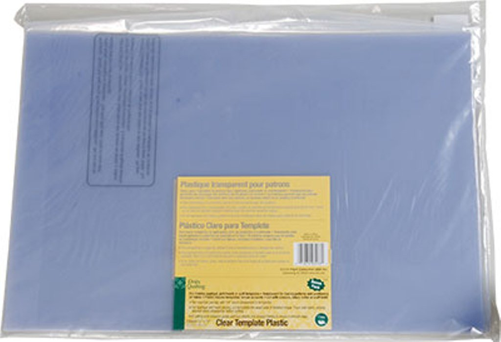 Amazon.com: Dritz Quilting Template Plastic Value Pack, 3-Count : quilting templates plastic - Adamdwight.com