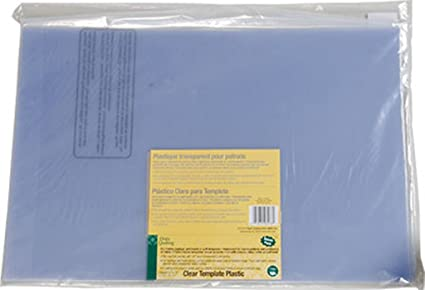 dritz quilting template plastic value pack 3count
