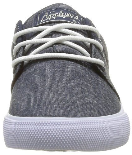 Blue Unisex Chambray Adults' Globe Blau Mahalo Trainers 13094 qHvCxapwx