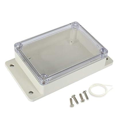 ALCOMPRA Caja para empalmes de ABS de 4.5
