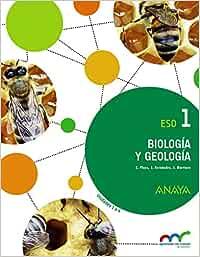 Biología y Geología 1: Amazon.es: Plaza Escribano, Concepción, Hernández Gómez, Jesús, Martínez Casillas, Jesús: Libros