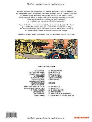 Valérian, tome 4 : Bienvenue sur Alflolol: Jean-Claude Mézières, Pierre Christin: 9782205046519: Amazon.com: Books
