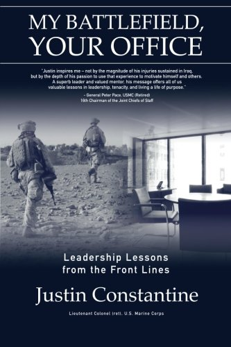 My Battlefield, Your Office: Leadership Lessons from the Front (Fall River Line)