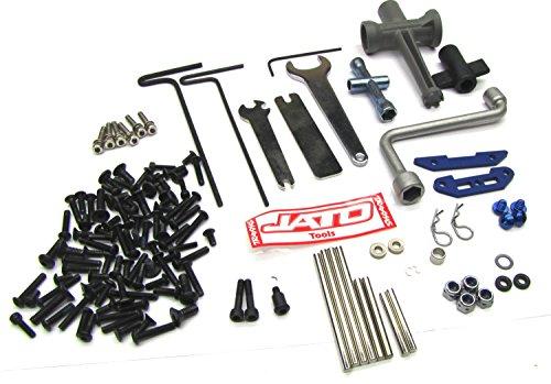 (Traxxas Jato 3.3 Screws & Tools Set (Hardware, 5507)