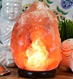 Yellow Tree Company Himalayan Salt Lamp, 7-Inch