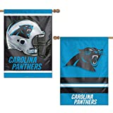 """Carolina Panthers Official NFL 28""""x40"""" Banner Flag by Wincraft"""