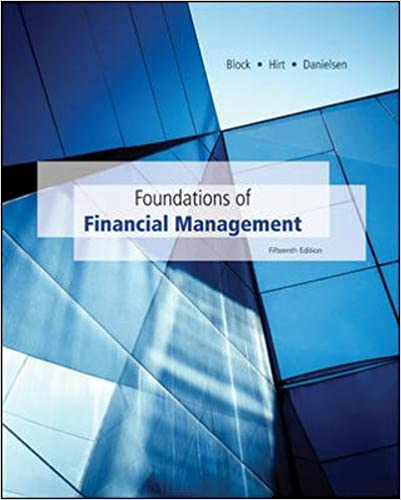 Foundations of financial management with time value of money card foundations of financial management with time value of money card the mcgraw hill irwin series in finance insurance and real estate 15th edition fandeluxe Gallery