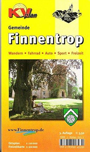 finnentrop-1-10-000-gemeindeplan-mit-freizeitkarte-1-20-000-inkl-wanderwegen-und-radrouten-buslinien-haltestellennamen-kvplan-kombi-reihe